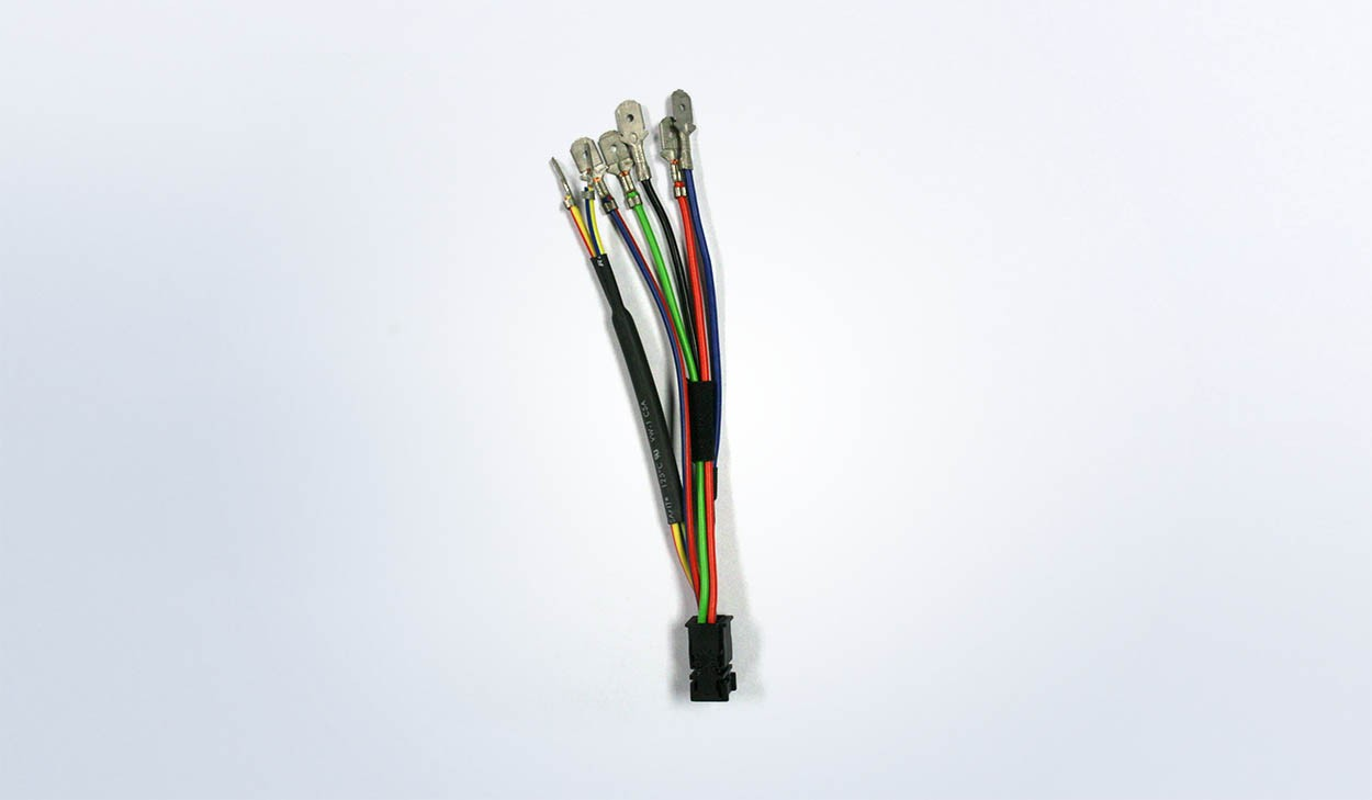 Vdo Gauge Wiring Harness Trusted Diagrams Oil Temp 8 Pole Retrofit Use When Upgrading To Viewline From A Non