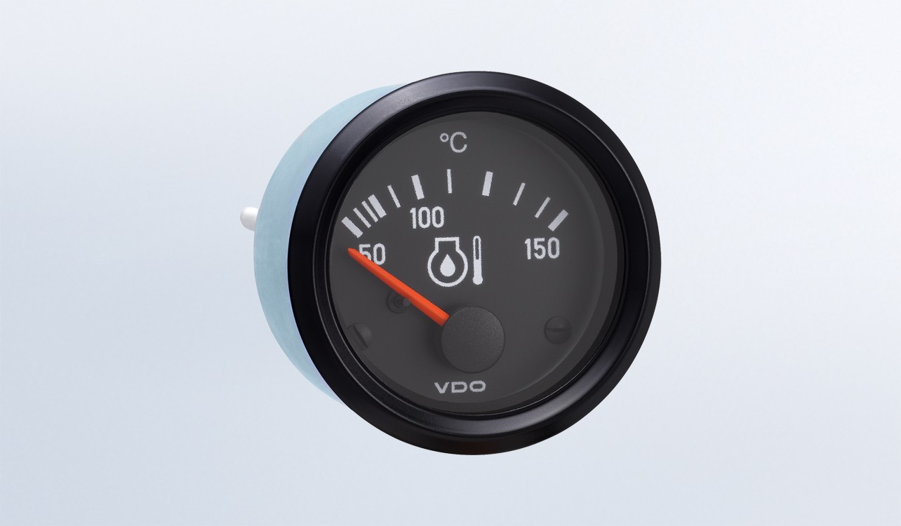 oil temperature by type instruments displays and clusters cockpit international 150°c oil temperature gauge use vdo sender 12v