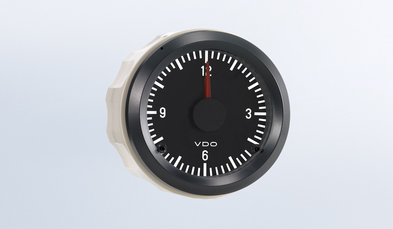 Cockpit International Analog Clock 12v Clock By Type
