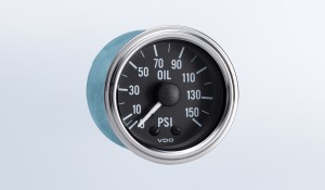 Series 1 150 PSI Mechanical Oil Pressure Gauge