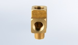 Brass T Adapter M10 X 1