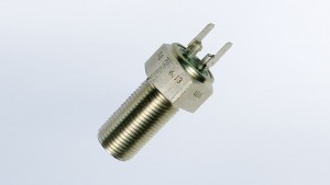 Inductive Sender, 70.7mm Long, Spade Connector, M18x1.5