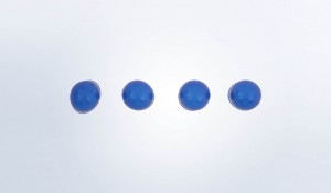 Blue Light Diffusers for Type C and E Wedge Bulbs - 4pack