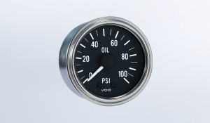 Series 1  100PSI Mechanical Oil Pressure Gauge