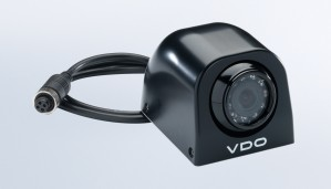 Standard View Cameras 120 Degree Direct Mount Side View Camera with IR LED Lights