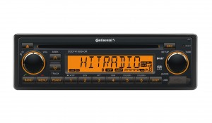 Continental Radio CD Radio/USB MP3/WMA/DAB/DAB+/DMB/BT