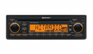 Continental Radio AM/FM/DAB/DAB+/DMB with CD Radio and USB/AUX input 24V. OEM Box