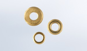Brass Adapters, includes 1/8-27NPTF to 1/4-18, 3/8-18 and 1/2-14
