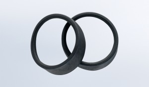 Anti-Glare Ring for 2 1/16 Gauges - Pair
